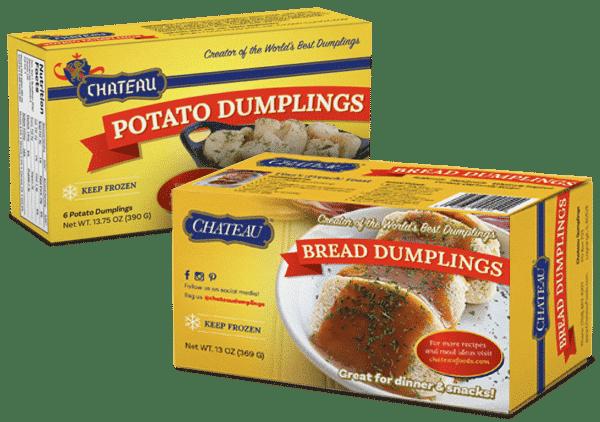 potato bread dumpling mix